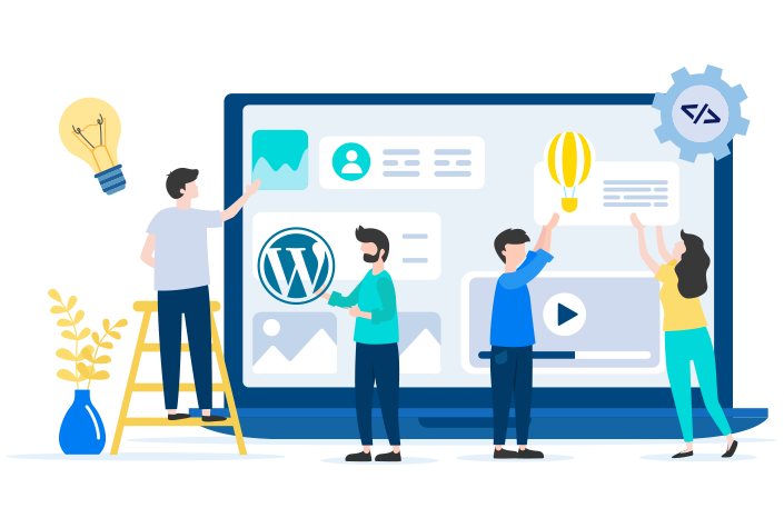 wordpress web design in sri lanka