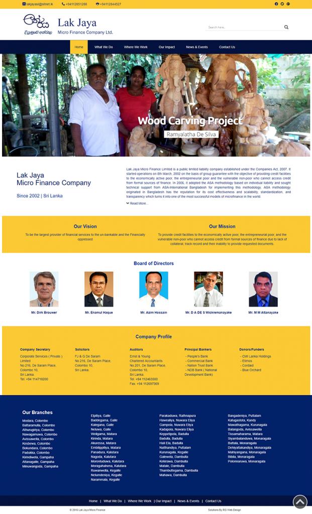 lakjaya website