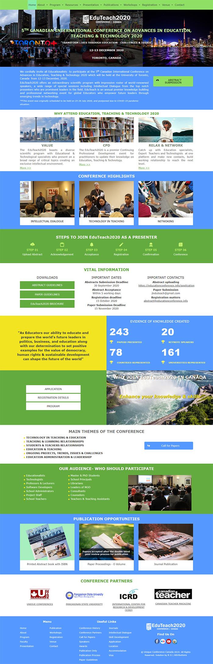educationconference-info-web-site-design-in-sri-lanka